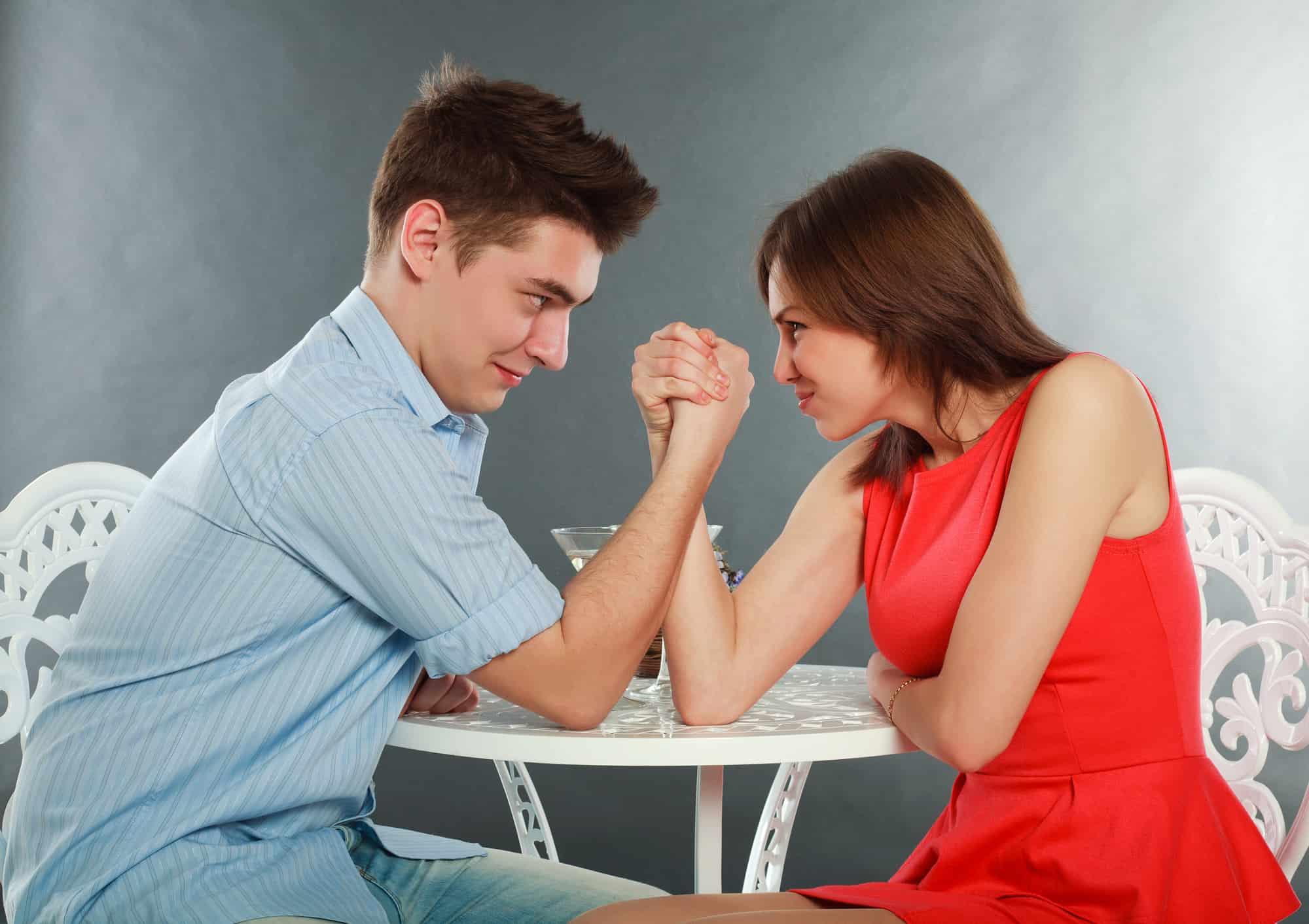 Párkapcsolat, veszekedés - Működő Párkapcsolat